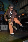 Little Freddie performs at the House of Blues, New Orleans  Photo courtesy of Kim Welsh