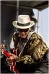 Little Freddie King at 2011 French Quarter Music Festival. (Photo by Michael Kurgansky)