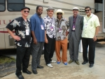 DUKE ELLINGTON JAZZ FESTIVAL, WASH.D.C.  with DON VAPPIE AND MARK (Creole Jazz Serenaders)